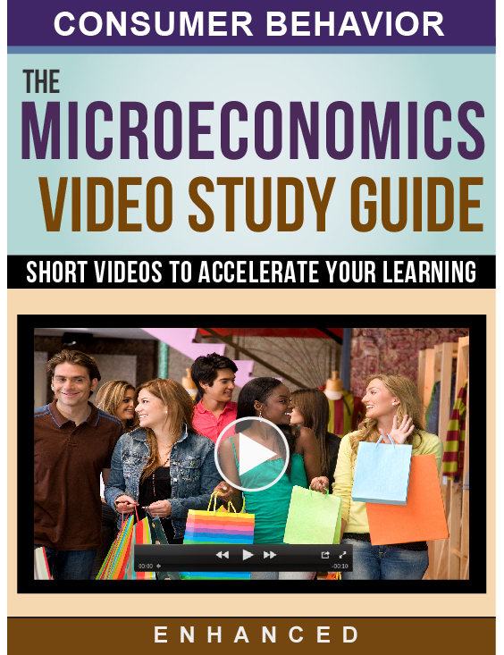 Try this Consumer Behavior Video Study Guide Free for 45 days!